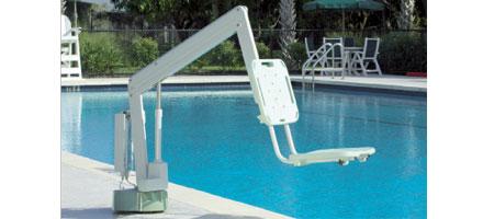 Sollevatore per piscina per disabili compatto e economico - Sollevatore piscina per disabili ...