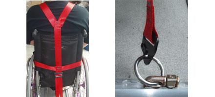 cinture di sicurezza per disabili, utilizzate su autoveicoli, per il  trasporto dei disabili  disabili.ws