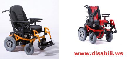 La sedia a rotelle elettrica multifunzionale Forest è ...