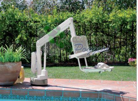 Sollevatori Mobili Per Piscina : Sollevatore per piscina per disabili compatto e economico